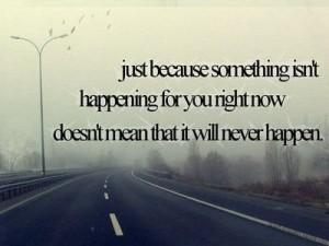 It'll Happen