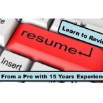 Resume Review Class